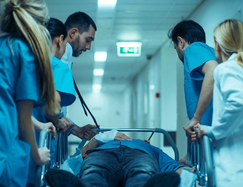 Traumatic Scalp Wound