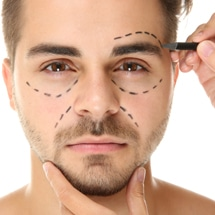 Signature Plastic & Reconstructive Surgery - male procedures - brow lift