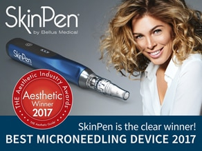 MICRONEEDLING WITH SKINPEN PRECISION