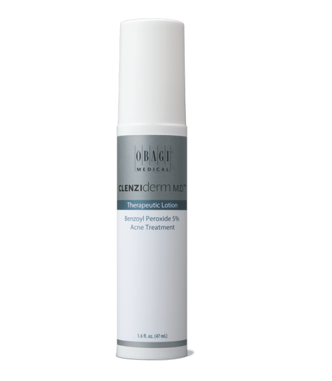 Signature Plastic & Reconstructive Surgery - The CLENZIderm MD Therapeutic Lotion 5% BPO